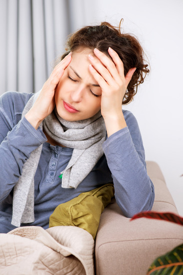 příčiny bolesti hlavy